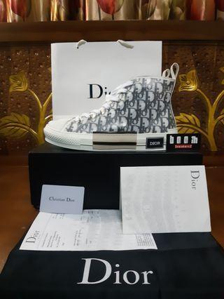 Dior B23 Oblique High Sneakers GOD VERSION