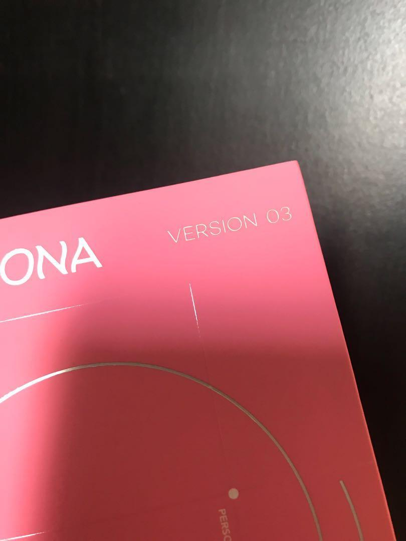 Album BTS Map of The Soul : PERSONA Ver. 03 (+poster)