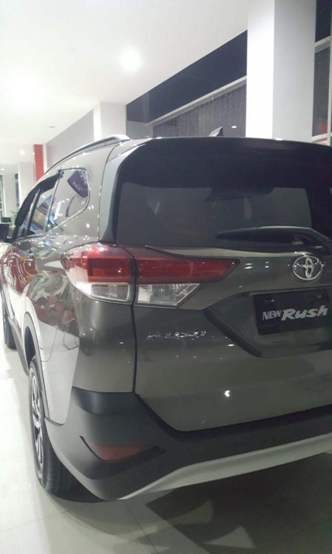 All new Toyota Rush 2019 BIG SALE