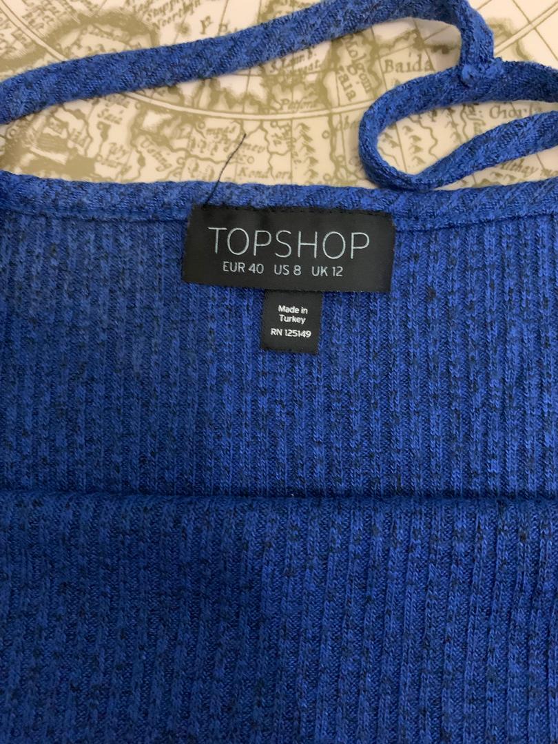Basic dress Top Shop