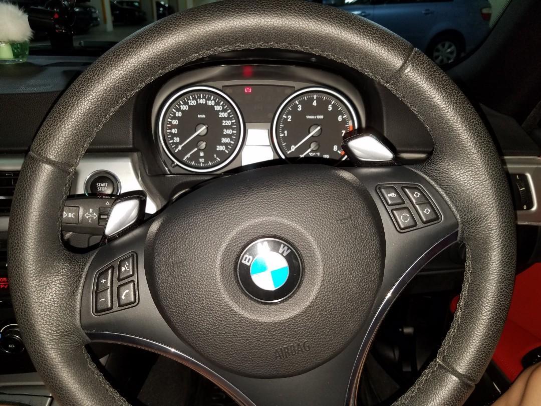 BMW 323CI CONV