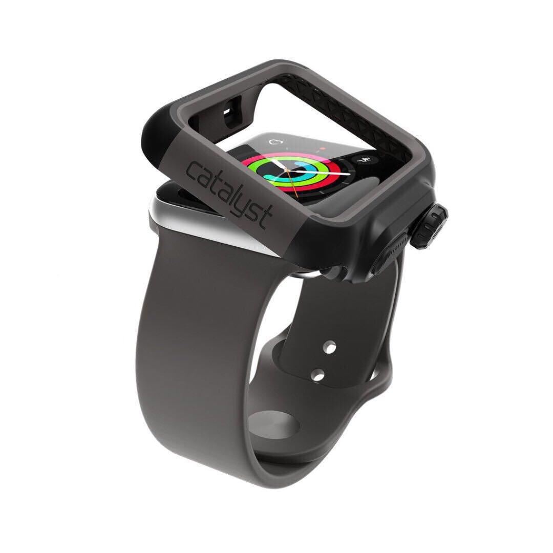 CATALYST CASE FOR 42MM APPLE WATCH SERIES 3 - IMPACT PROTECTION FOR 42MM APPLE WATCH SERIES 2 AND 3