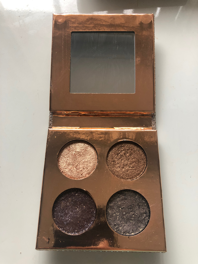 Desi X Katy Dose of Colours 'The girls' Eyeshadow Palette