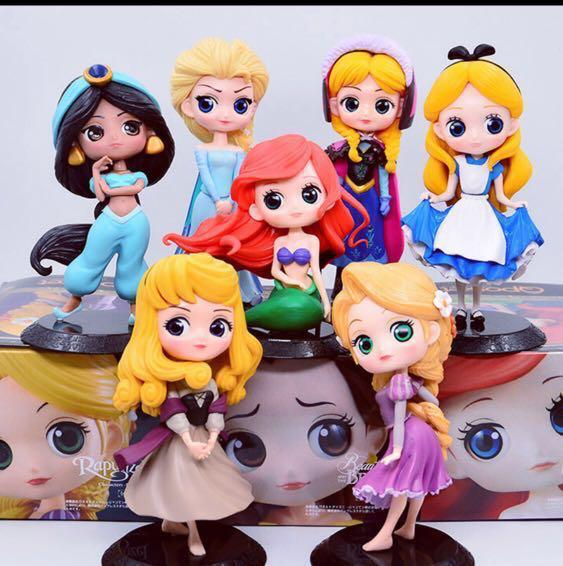 Disney Aurora Sleeping Beauty Cake Topper Figurine Toy ...