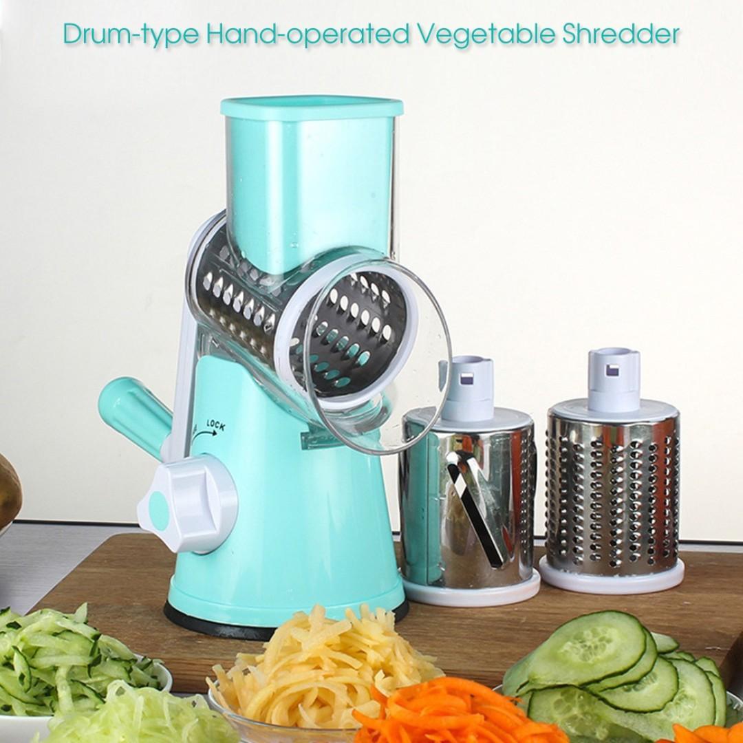 DUOLVQI Penggiling Sayur Bumbu Dapur Vegetable Cutter Slicer