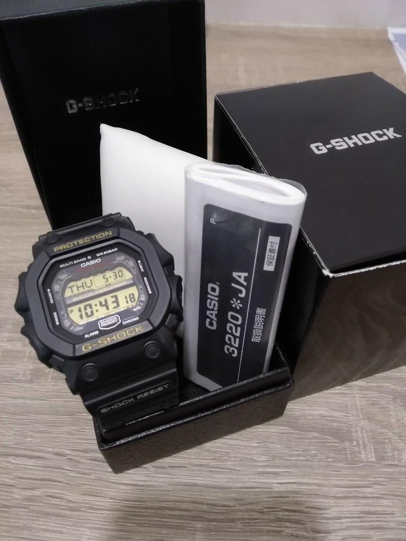 G- Shock GWX 56 3220 positive display