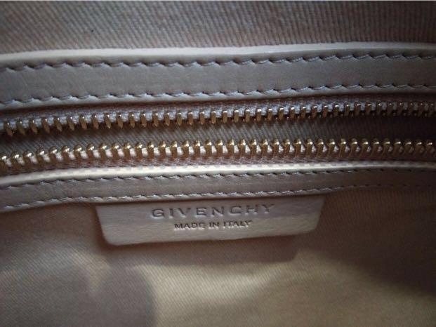 TURUN HARGA! Givenchy lucrezia two tone color tote bag