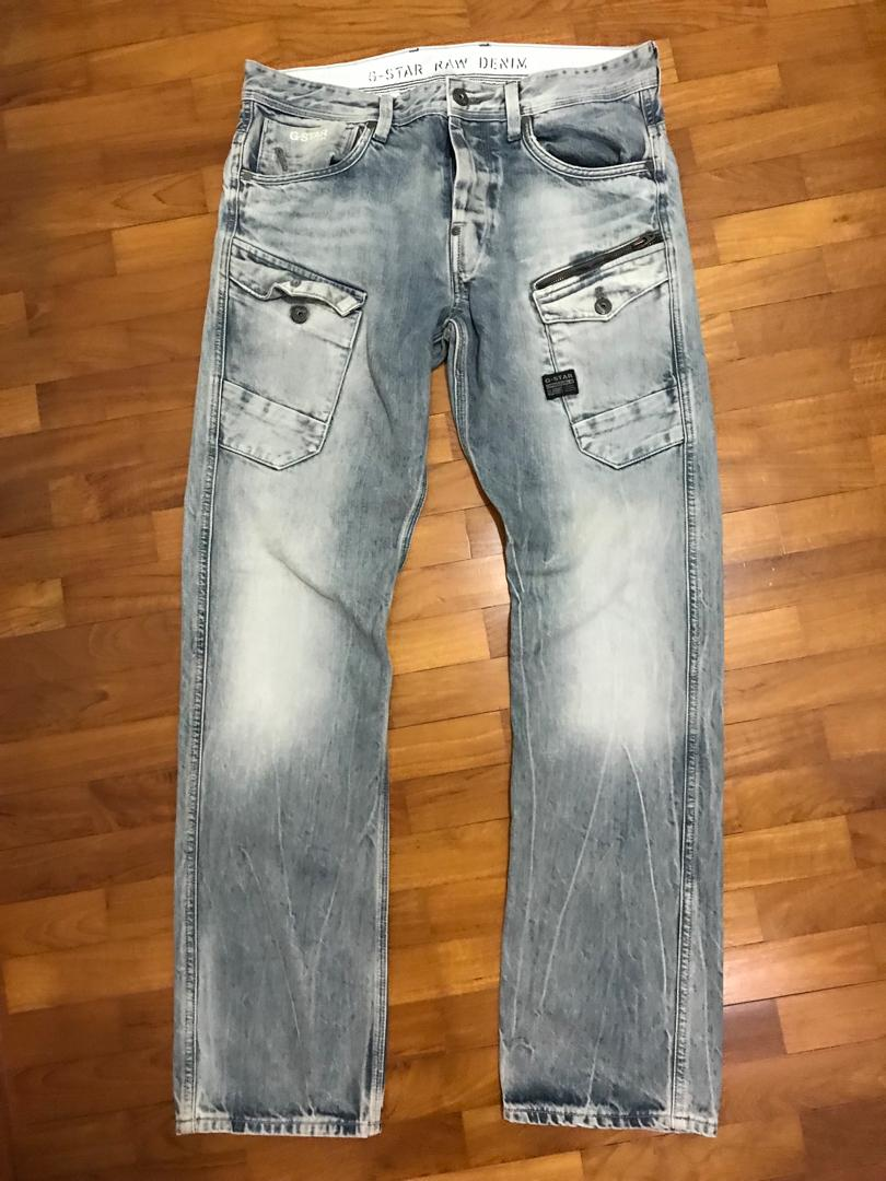 Gstar Raw Denim Jeans Size 32/ 33