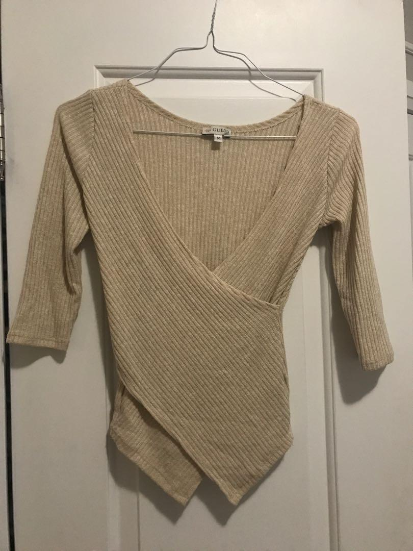 GUESS factory outlet fashion top. Pick up only.