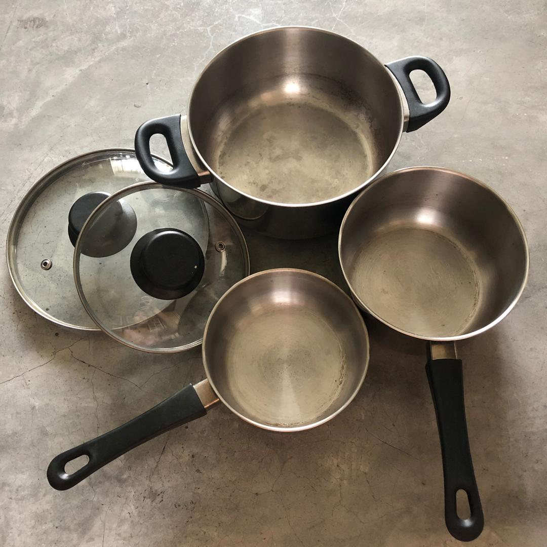Ikea Stainless Steel Cooking Pots Home