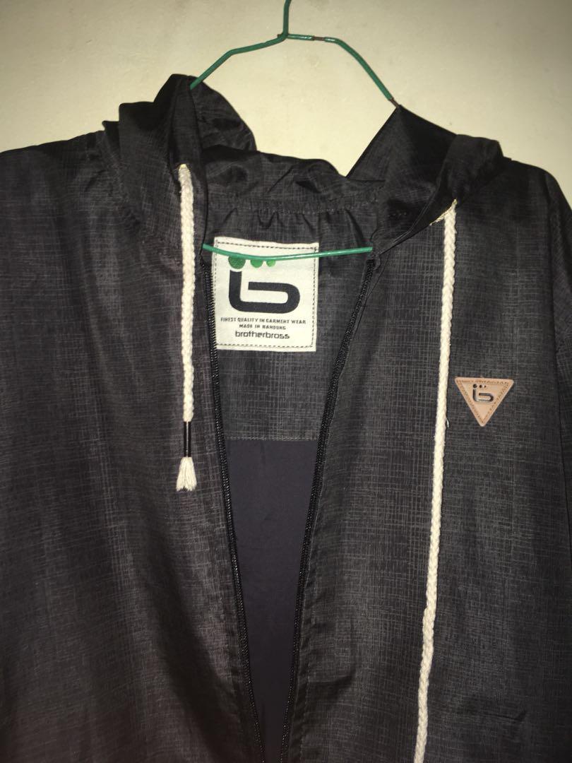 jaket brotherbross cloth