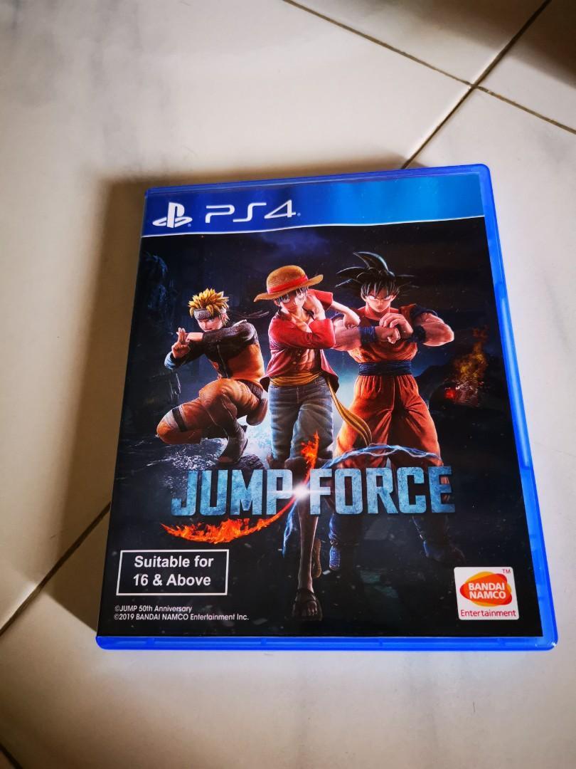 JUMP FORCE R3