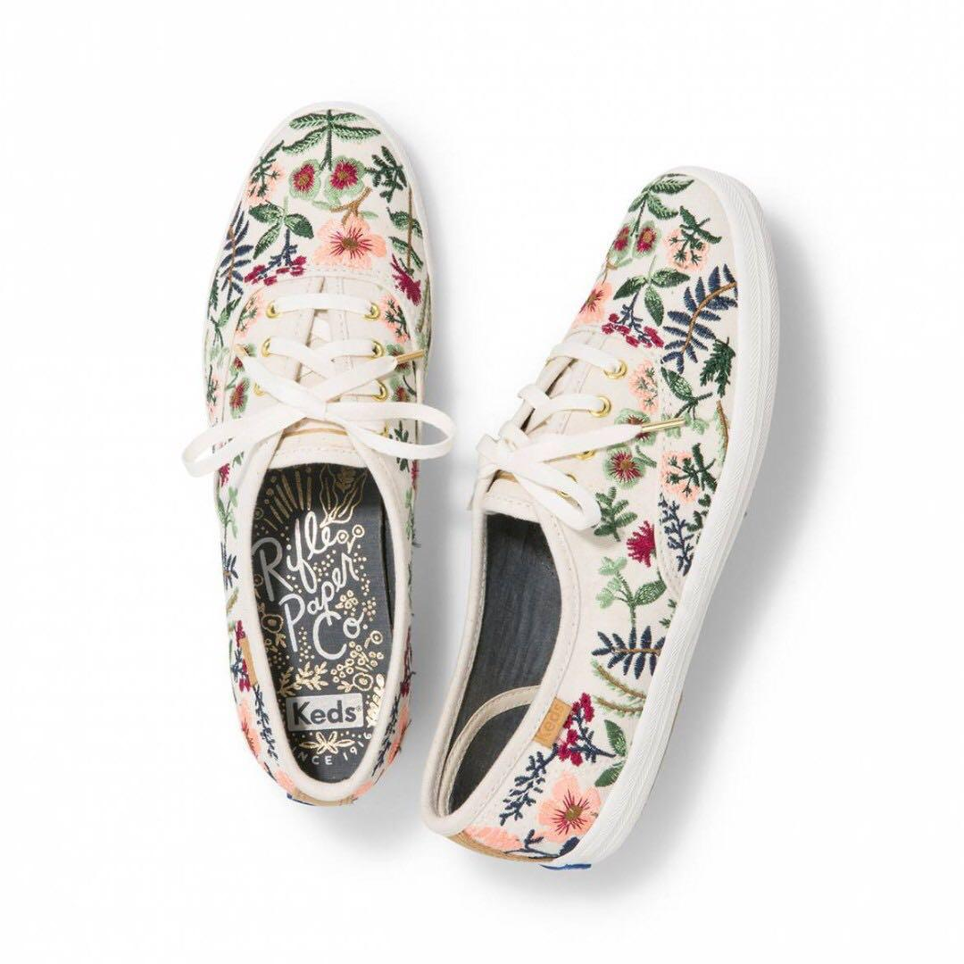 Keds x Rifle Paper Co Limited Edition
