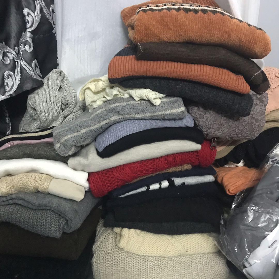 Various Brands Knitwear