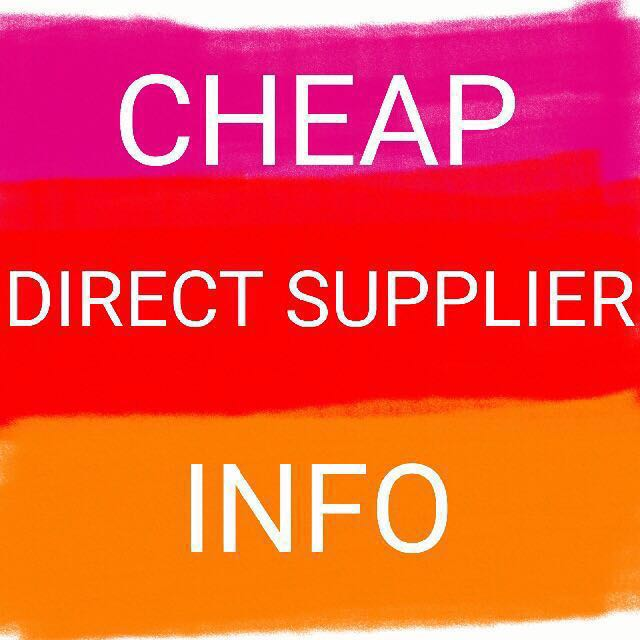 KPOP DIRECT SUPPLIER INFO