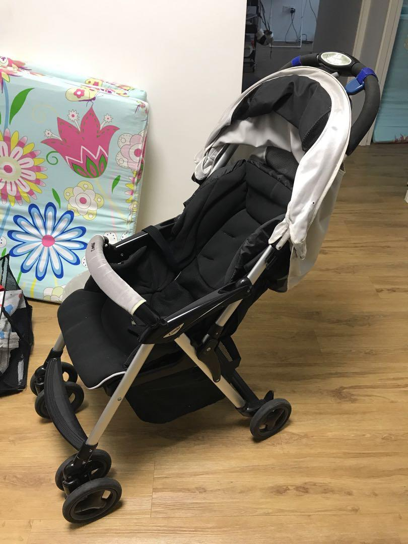 *Lowest price in carousell* Combi baby strollers in good working condition