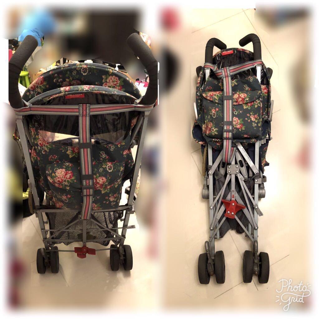 Maclaren cath kidston stroller (Special Edition)