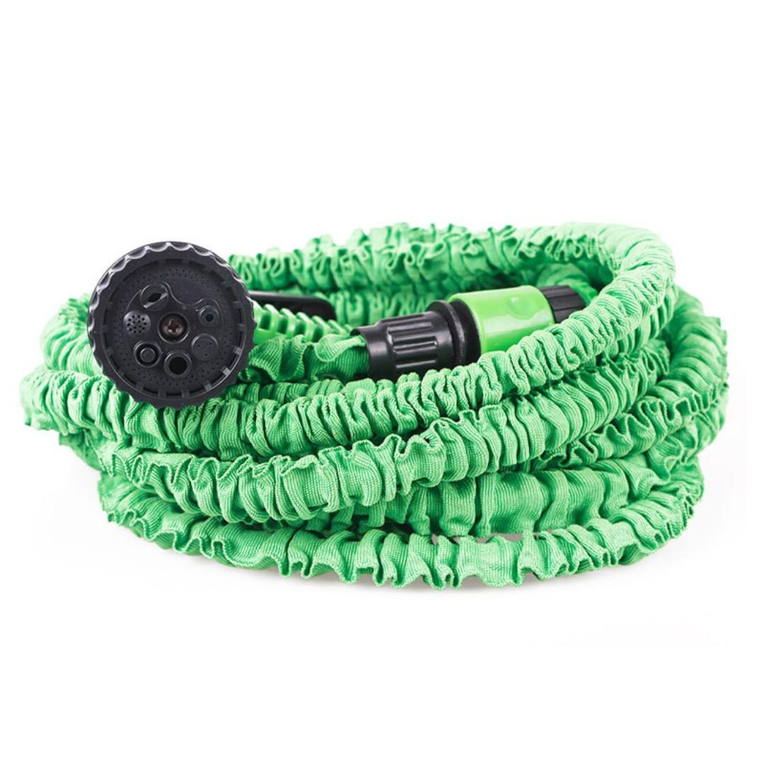 MAGIC HOSE Selang Fleksibel Portabel 5-15 Meter - 311 - Green