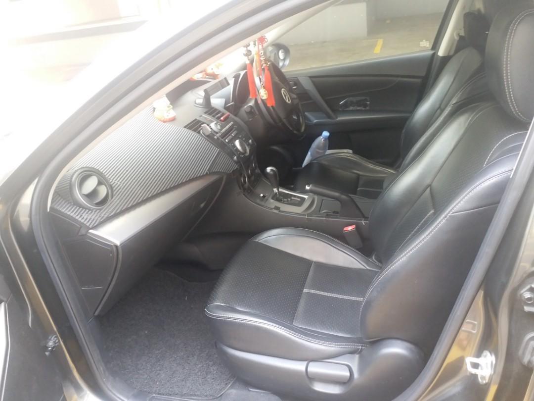 Mazda 3, Hari Raya promotion