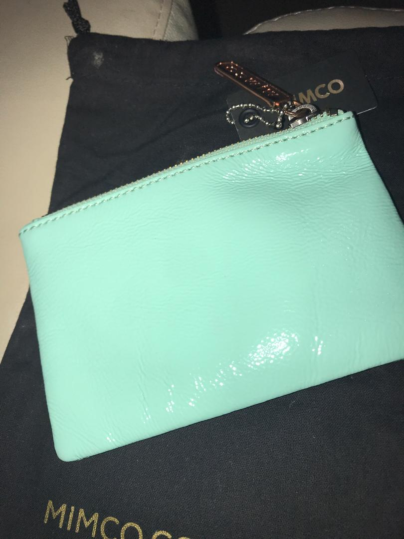 Mimco woman's small pouch