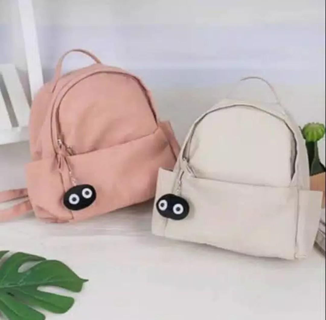 [PROMO DAPAT 3 TAS] 2 Korean SlingBag/ Tas Selempang Korea + 1 Korean Mini Backpack/ Tas Ransel Mini Korea
