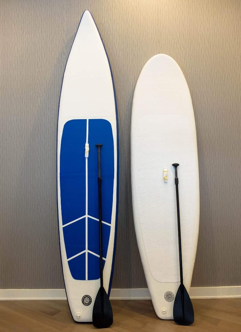 New Inflatable stand up paddle board (SUP) package