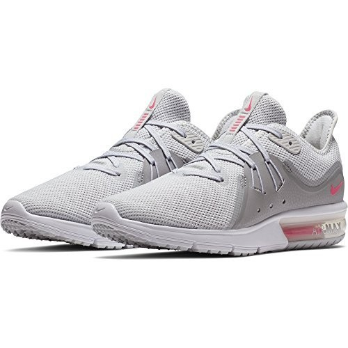 d76c2b3215e Nike Air Max Sequent 3 - Women Shoes (Platinum/Pink) *Couple Shoe*