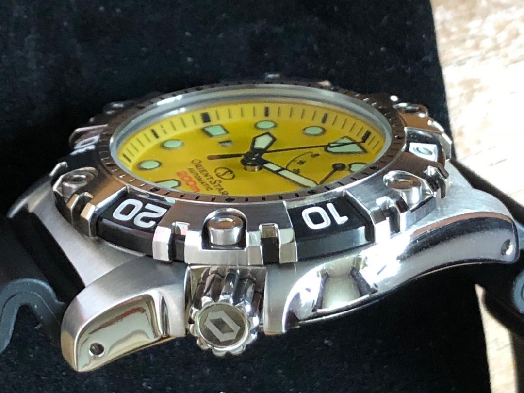全新NOS Orient Star 200m Diver