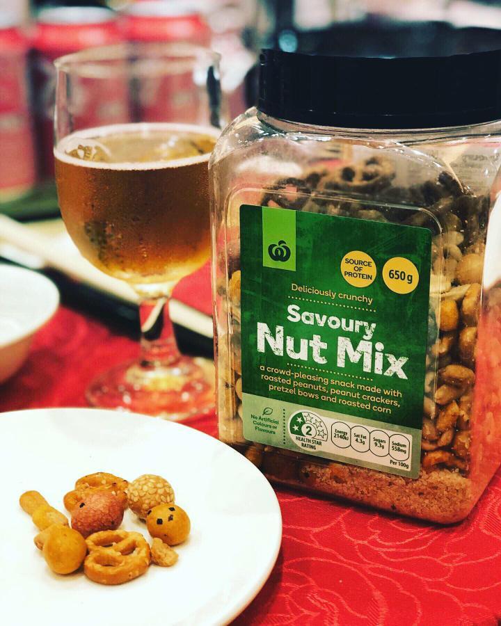 澳洲雜錦Nuts
