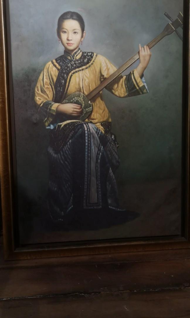 Oil painting original handpainted