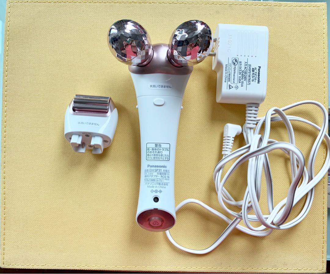 Panasonic 微電流緊膚臉部按摩器 EH-SP31