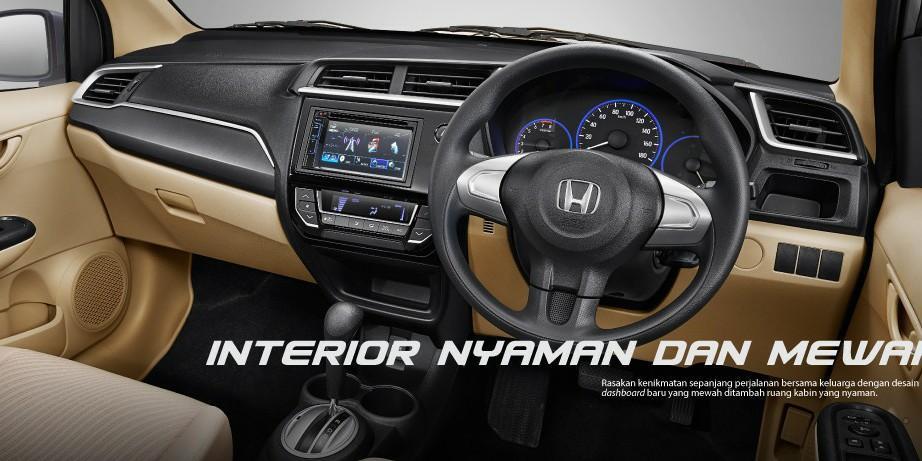 Promo Spesial Lebaran, Beli Honda Mobilio DP Mulai 20 jutaan saja
