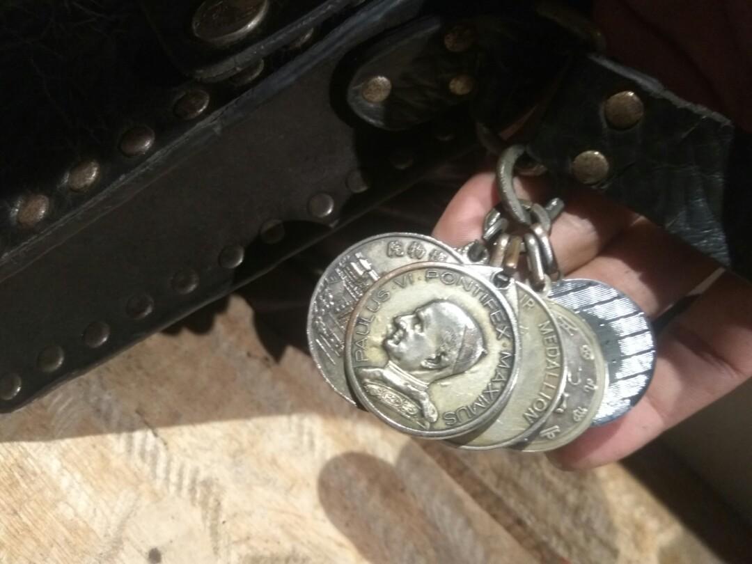 Sling bag harley Davidson emblem usa