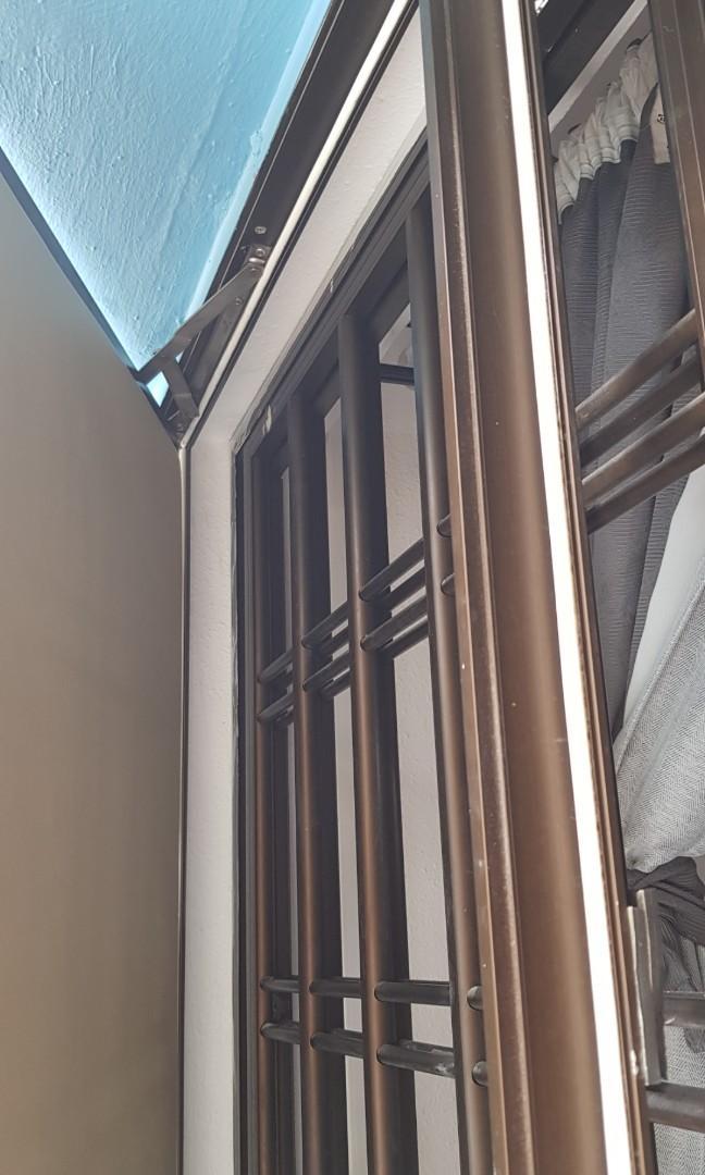 Soundproof BTO Door - Door & Window Damping Pad