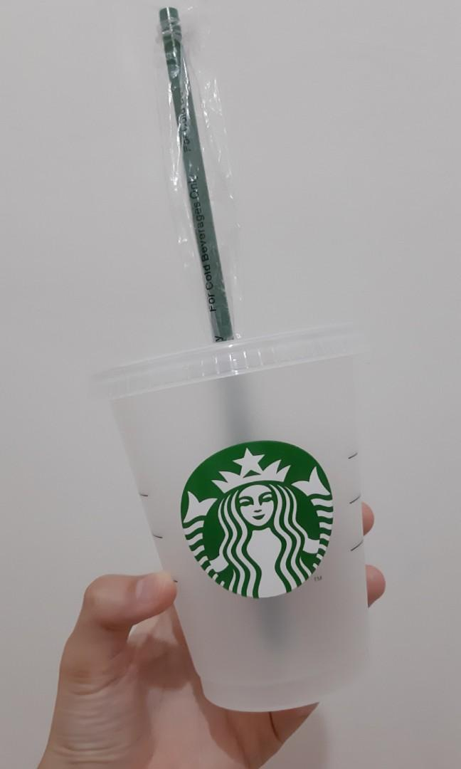Starbucks Reusable Cup (Cold)