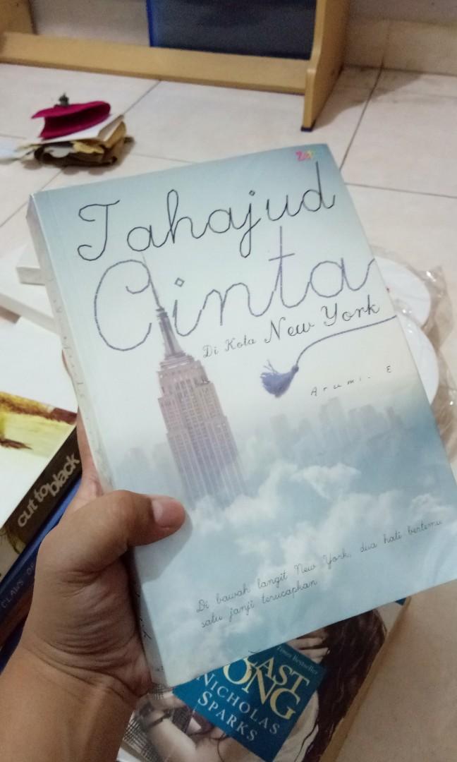 Tahajud Cinta (Novel)