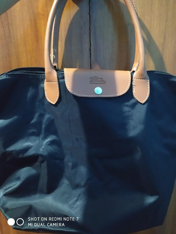 #mauthr Tas Longchamp size L santai Edisi bongkar2