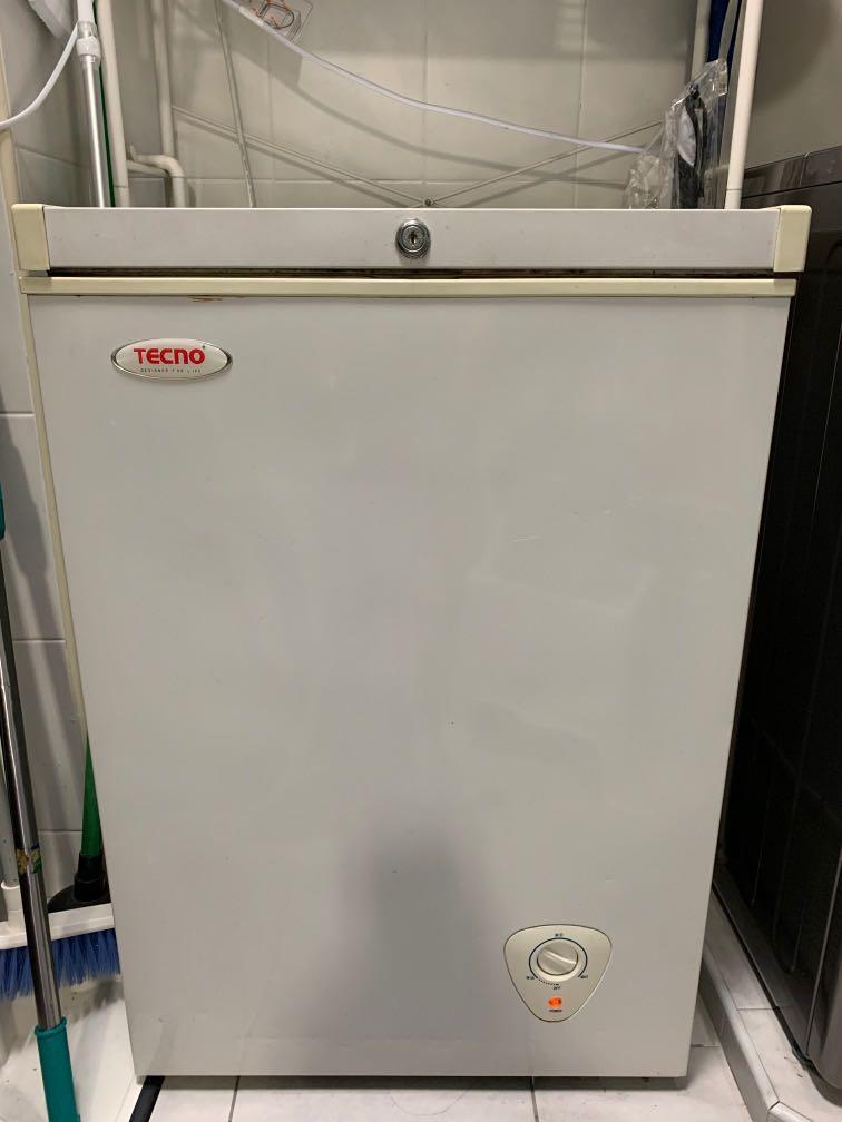 Techno chest freezer