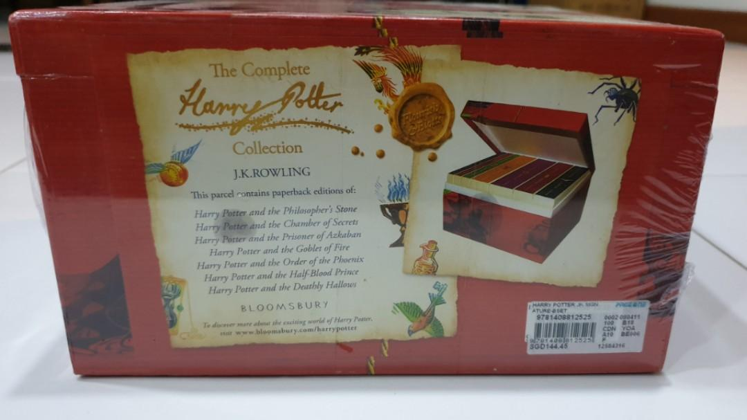 The Complete Harry Porter Collection
