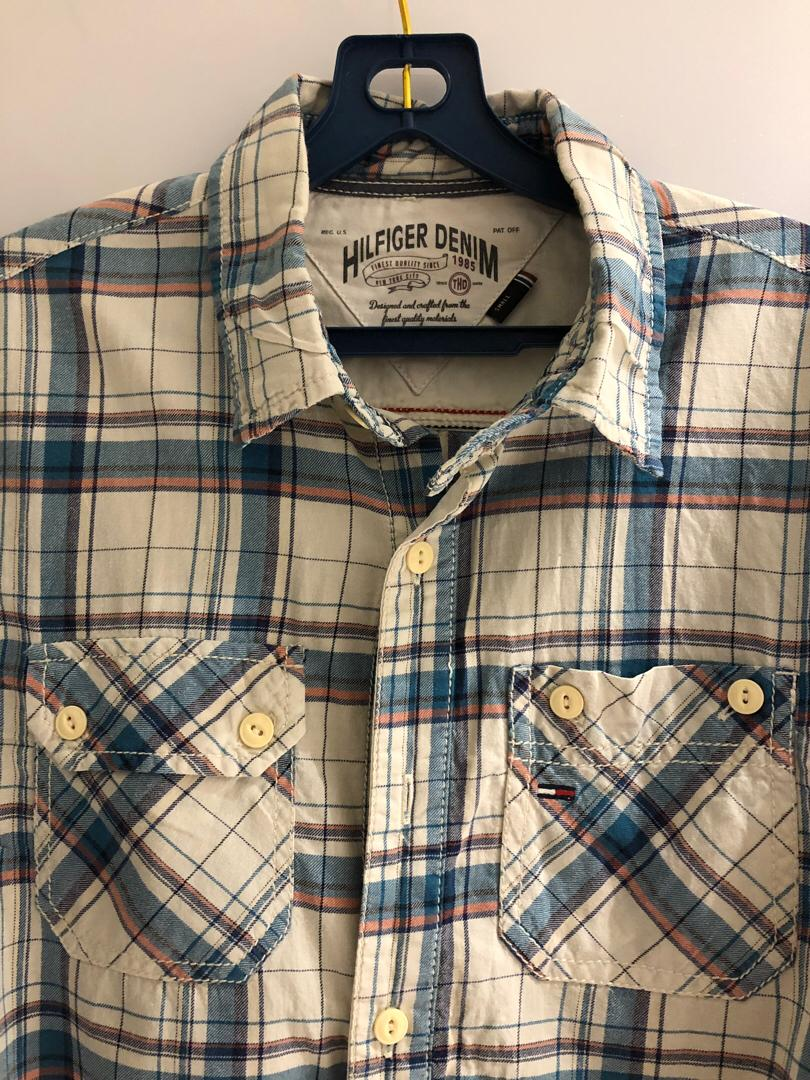 Tommy Hilfiger Denim Men shirt
