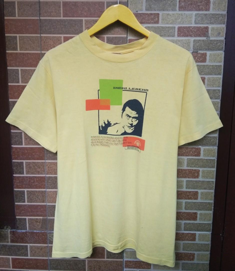 T-shirt Anvil Yellow