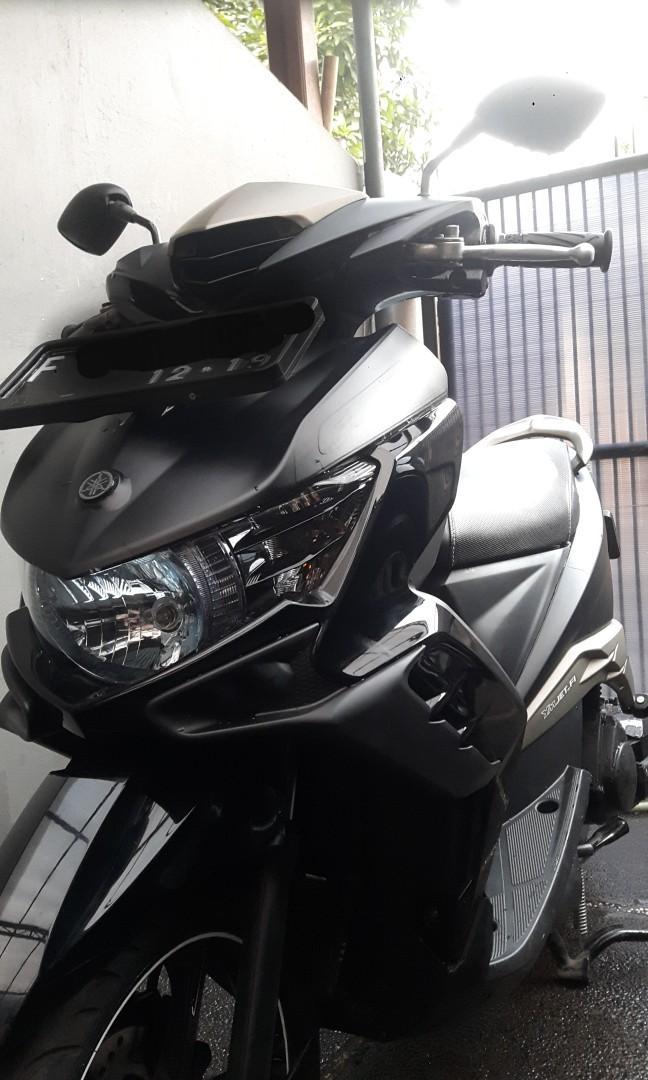 Yamaha Xeon GT 125 Tahun 2014