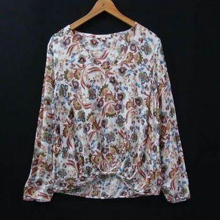 #mauthr blouse