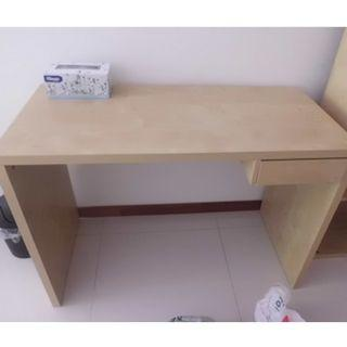 SNAP Sale! Study table & drawer $70 only!