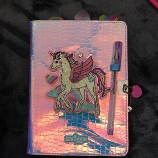 Smiggle Notebook