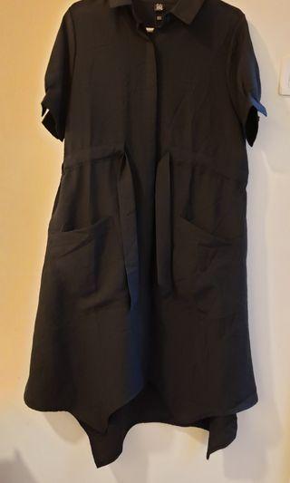 black dress 黑色裙