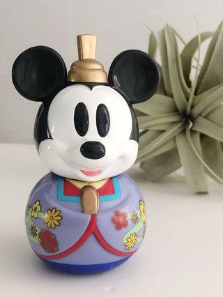 😌2012 絕版 米奇老鼠 收藏盒 擺設