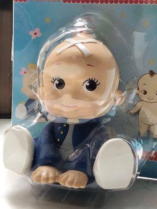 😂絕版2008年 勁大隻 Kewpie x 3眼小子 手塚治虫