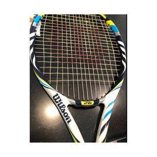 3 X childrens' tennis raquet