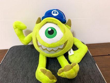 怪獸電力公司 大眼仔 玩偶